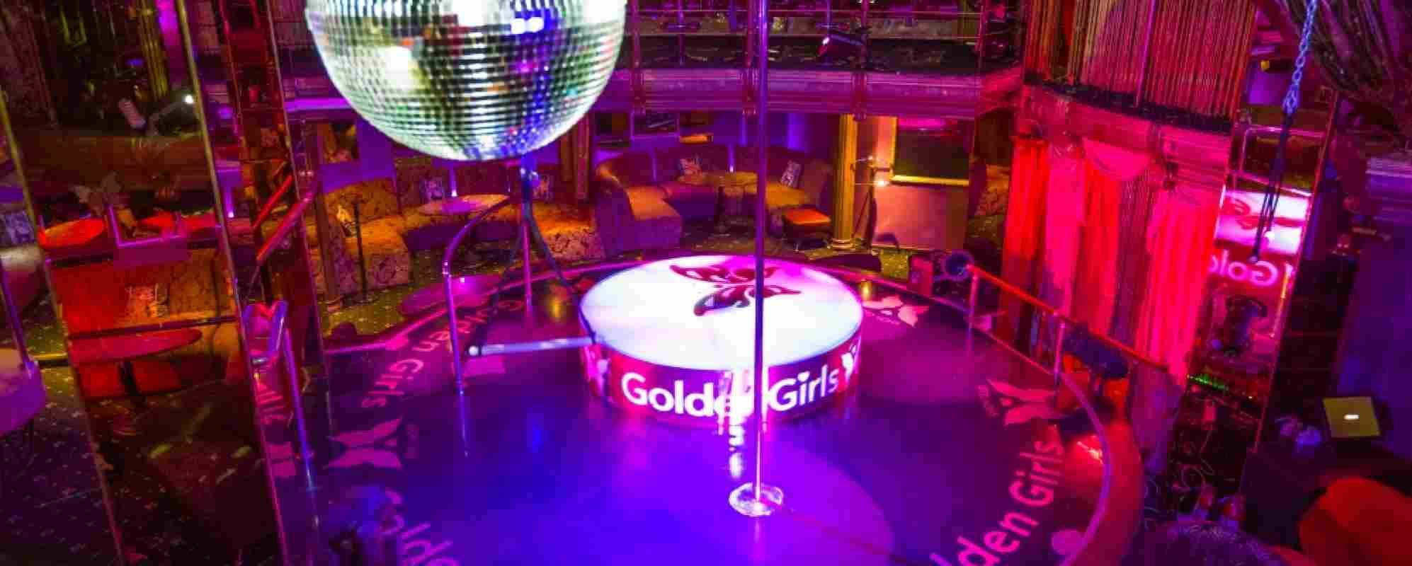 Golden girls клуб москва сайт клубы ночные спб в центре