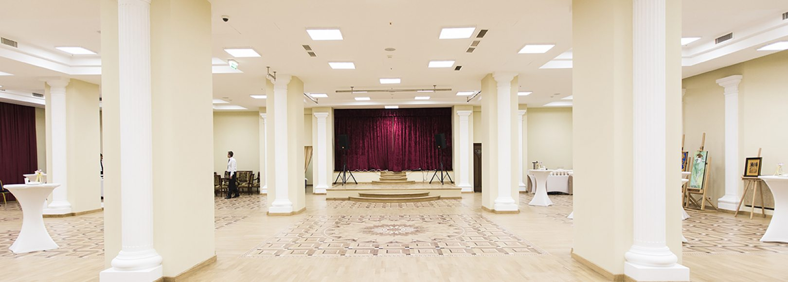 Фотографии конференц-зала Арт Плаза Холл / Art Plaza Hall