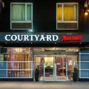 Фотографии гостиницы              Courtyard by Marriott Times Square West